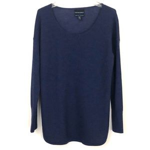 Cynthia Rowley Extrafine Merino Wool Sweater
